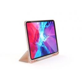Husa de protectie Next One Rollcase pentru iPad 12.9-inch, Roz