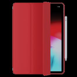 Husa de protectie Next One pentru iPad Pro 12.9-inch cu suport magnetic, Rosu