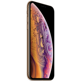 iPhone XS 256GB Gold, Open Box