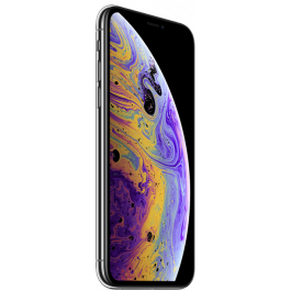 iPhone XS Max 256GB Silver, Open Box