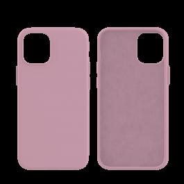 Husa de protectie Next One pentru iPhone 12 Mini, Silicon, Roz
