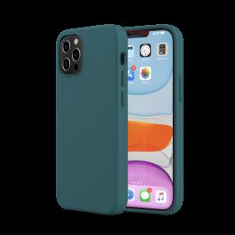 Husa de protectie Next One pentru iPhone 12 / iPhone 12 Pro, Silicon, Albastru