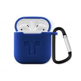 Husa de protectie iSTYLE Outdoor pentru Apple AirPods, Albastru