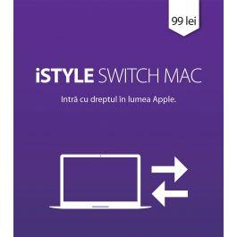 iSTYLE Switch Mac (Ești un utilizator nou de Mac?)