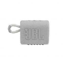 Boxa portabila JBL GO3, IPX67, Bluetooth, Alb