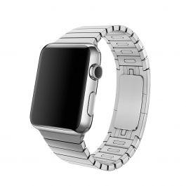 Curea Apple Watch 42mm Silver Link Bracelet