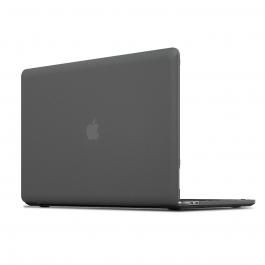 "Carcasa de protectie Next One pentru MacBook Pro 13"", Smoke Black"
