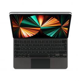 """Husa cu tastatura Apple Magic Keyboard pentru iPad Pro 12.9"""" (gen.5) Negru, layout INT"""