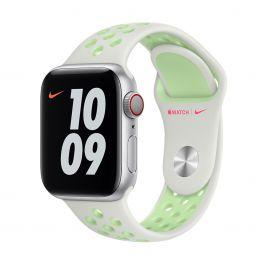 Curea Apple pentru Apple Watch 40mm Spruce Aura/Vapor Green Nike Sport Band - Regular