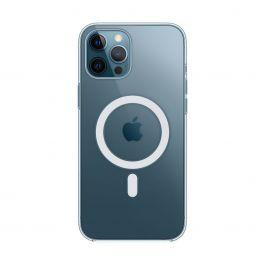 Husa de protectie Apple cu MagSafe pentru iPhone 12 Pro Max, Transparent
