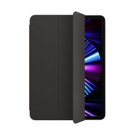 """Husa de protectie Apple Smart Folio pentru iPad Pro 11"""" (2021), Black"""