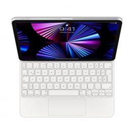 """Husa cu tastatura Apple Magic Keyboard pentru iPad Pro 11"""" (gen.3) / iPad Air (gen.4) Alb, layout US"""