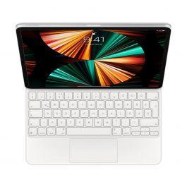 """Husa cu tastatura Apple Magic Keyboard pentru iPad Pro 12.9"""" (gen.5) Alb, layout US"""