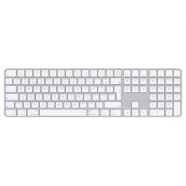 Tastatura Apple Magic Keyboard (2021) cu Touch ID si Numeric Keypad - Romanian