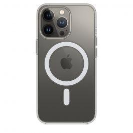 Husa de protectie Apple cu MagSafe pentru iPhone 13 Pro, Transparent
