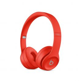Casti On-Ear Beats Solo3 Wireless, Rosu