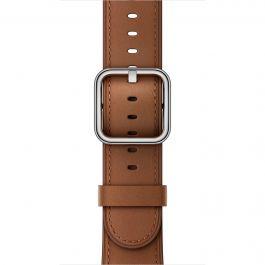Curea Apple pentru Apple Watch 38mm Saddle Brown Classic Buckle
