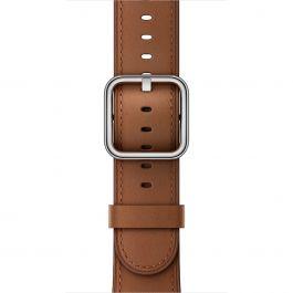 Curea Apple Watch 38mm Saddle Brown Classic Buckle
