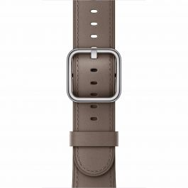 Curea Apple Watch 38mm Taupe Classic Buckle