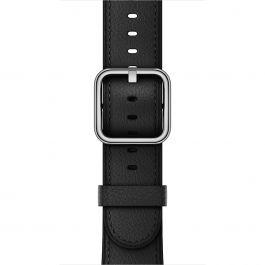 Curea Apple Watch 42mm Black Classic Buckle