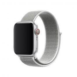 Curea Apple Watch 40mm Band: Seashell Sport Loop