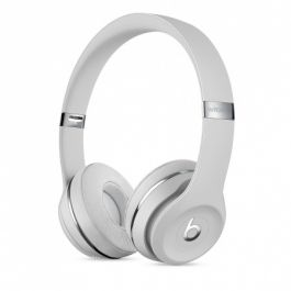 Beats - Solo3 Wireless On-Ear Headphones - Satin SIlver