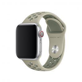 Curea Apple Watch 44mm Nike Band: Spruce Fog/Vintage Lichen Nike Sport Band