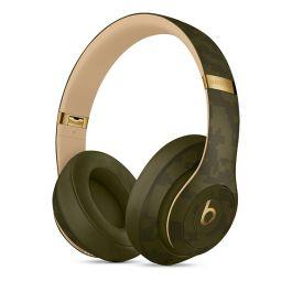 Casti Over-Ear Beats Studio3 Wireless, Beats Camo Collection - Forest Green