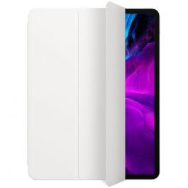 """Husa de protectie Apple Smart Folio pentru iPad Pro 12.9"""" (gen.4), Alb"""