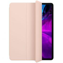 """Husa de protectie Apple Smart Folio pentru iPad Pro 12.9"""" (gen.4), Roz prafuit"""