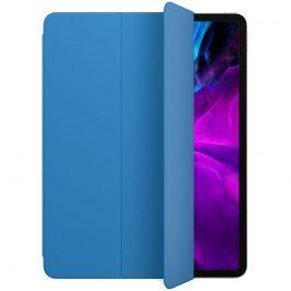 """Husa de protectie Apple Smart Folio pentru iPad Pro 12.9"""" (gen.4), Surf Blue (Seasonal Spring2020)"""