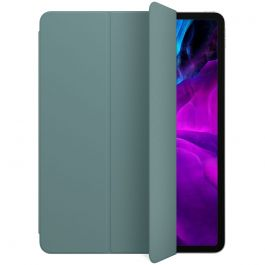 """Husa de protectie Apple Smart Folio pentru iPad Pro 12.9"""" (gen.4), Cactus (Seasonal Spring2020)"""