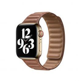 Apple Watch pašček: Leather Link