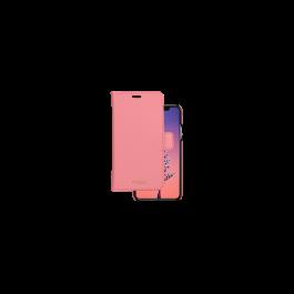 Husa de protectie dBramante1928 New York Folio pentru iPhone X / iPhone Xs, Lady Pink