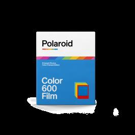 Set 8 coli de film color cu rame colorate pentru Polaroid 600