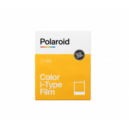 Set 16 coli de film color pentru Polaroid i-Type