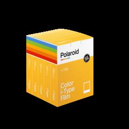 Set 40 coli de film color pentru Polaroid i-Type