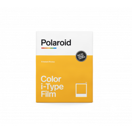 Set 8 coli de film color pentru Polaroid i-Type