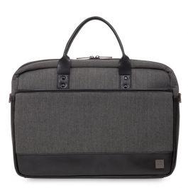 Knomo PRINCETON Briefcase 15.6inch - Grey