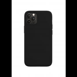 Husa de protectie Next One Silicon Case MagSafe pentru iPhone 12 Pro Max, Negru