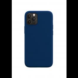 Husa de protectie Next One Silicon Case MagSafe pentru iPhone 12 Pro Max, Albastru