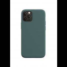 Husa de protectie Next One Silicon Case MagSafe pentru iPhone 12 Pro Max, Verde