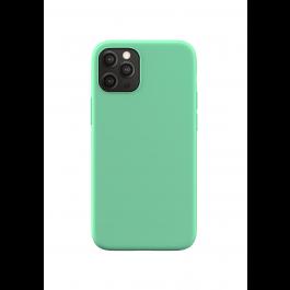 Husa de protectie Next One Silicon Case MagSafe pentru iPhone 12 Pro Max, Mint