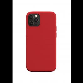 Husa de protectie Next One Silicon Case MagSafe pentru iPhone 12 Pro Max, Rosu