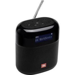 Radio portabil JBL Tuner XL, Bluetooth, DAB/FM, Rezistent la apa IPX7, Negru