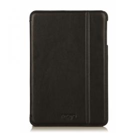Knomo Leather folio, Hard-shell back for iPad mini with Retina Display