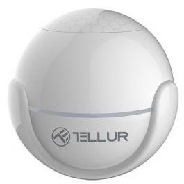 Senzor de miscare WiFi Tellur, PIR, Alb