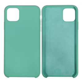 Husa de protectie Next One pentru iPhone 12 Pro Max, Silicon, Mint
