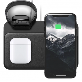 Stand de incarcare pentru Apple Watch, iPhone si AirPods