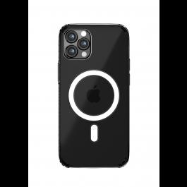 Husa de protectie Next One MagSafe pentru iPhone 12 Pro Max, Transparent